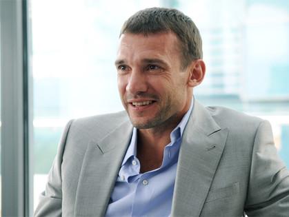 Андрей Шевченко: «Я - спортивный человек и провожу время активно»