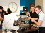 Чемпионат кофейных бариста в Харькове