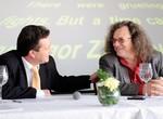 Мэтры киноведения презентуют новый телепроект «Кинодуэт»