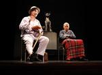 Театр «Сахалин» показал спектакль о героях... в отставке