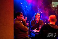 Вечернее шоу в ресторане «Гершир»