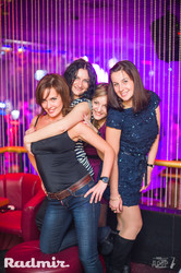 Fashion Night в клубе Радмир