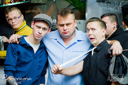 В клубе Panorama прошла вечеринка WHISKEY & ROCK'N'ROLL