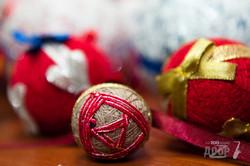 Мастер-класс по созданию новогоднях украшений