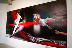 В Харькове открылась выставка Виктора Сидоренко «Отражение в неизвестном»