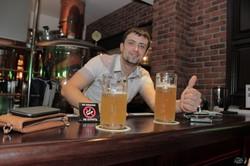 Крещение в пивоварне «Гершир»
