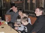 Крещение в ресторане «Не Гони»