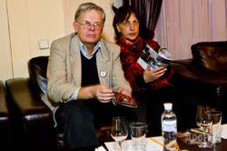 В салоне InVino прошла дегустация вин Князя Трубецкага