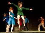 Танцевальные диалоги о любви: «все равно мы люди, все равно мы любим»