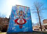 В Харькове состоялась презентация французско-украинского стрит-арта
