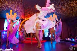 В Харькове прошел конкурс красоты среди близняшек