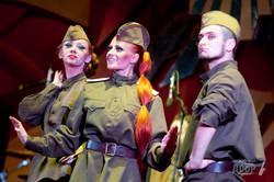 В Харькове состоялся праздничный концерт в честь Дня Победы