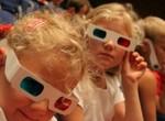 «Харьковская сирень» побывала в цирке и узнала особенности 3D фильмов