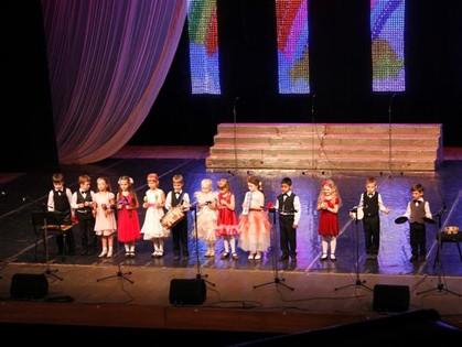 ДШИ №6 закончила год выступлением на профессиональной сцене
