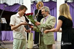 Филармония поздравила журналистов с их профессиональным праздником
