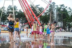 В парке Горького отметили «Экватор лета»