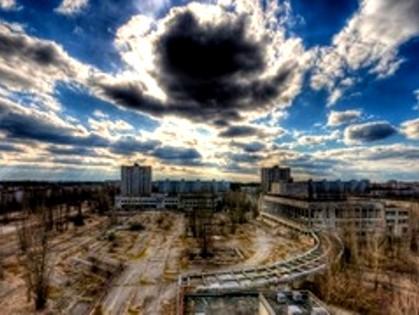 Чернобыль в красках. В Харькове откроется выставка «Огни Припяти или тени Чернобыля»