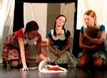 Лаборатория театрра откроет сезон обновленной версией спектакля «Как в коже твоей»