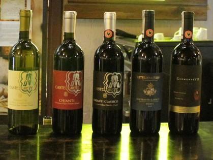 Зачем гурманы нюхали бокалы из-под вина или Дегустация тосканского кьянти