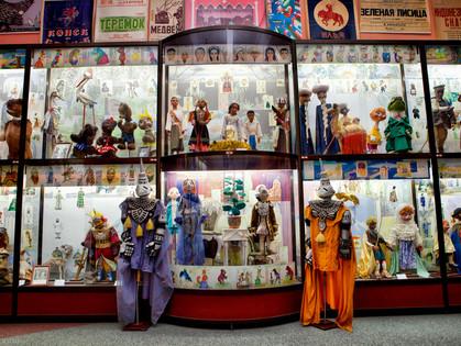 Казанова появится на сцене кукольного театра
