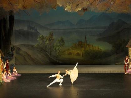 В Европе увидят балет по-харьковски