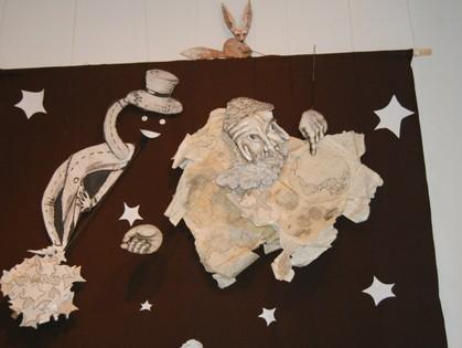 Закулисье и сцена на новой выставке «Театр. Сцена. Жизнь»