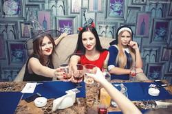 Как отметили Helloween в Moon Room