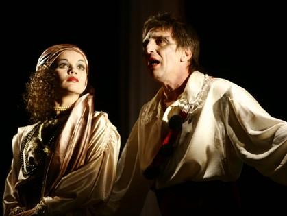В Театре Пушкина поставили «Сон о великом французском актере»