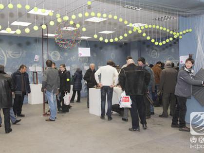 В университете Каразина появился ЛандауЦентр, где показывают научные экспозиции
