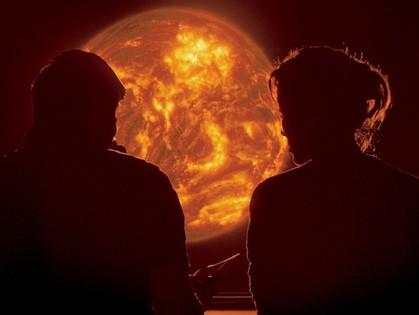Фильм о том, как гаснет Солнце, покажут в Планетарии