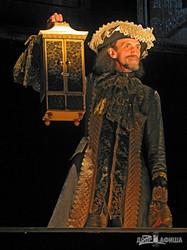 В кукольном театре поставили «Казанову»
