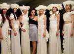Выставка «Made by Zavtra creative group»: в Харькове показывают причудливую моду