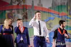 В Слобожанской лиге КВН сыграли 1/8