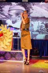 Вечеринка «Победа» прошла в клубе «Болеро»