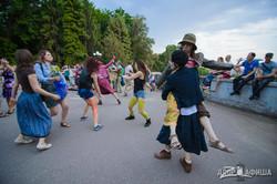 Музыканты Харькова прошли шествием по городу