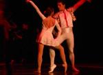 В ХНАТОБе показали необычную премьеру оперно-балетной новеллы «Глория Кармен»