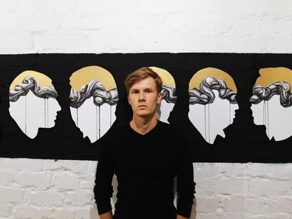 «Современное искусство - как незрелый банан в советские времена», - Влас Белов рассказал об искусстве, творчестве и призвании быть художником