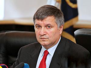 Аваков уволил начальника ГАИ Украины