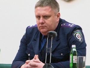 Аваков о новом начальнике харьковской милиции: «Патриот и настоящий офицер»