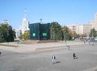 постамент памятник ленину харьков