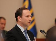 Райнин стал главой областного Олимпийского комитета