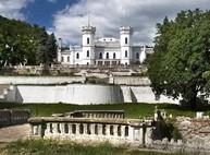 Облсовет предлагает отдать Шаровский замок в аренду