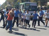 В Сети появилось видео драки на проспекте Ленина (ВИДЕО)