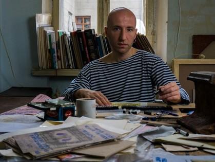 «Слова на завтрак»: харьковчане позавтракают с художником