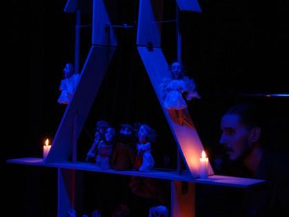 «Вертеп» на новый лад: «Малый Театр Марионеток» показал премьеру