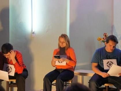 В Харькове пройдет «День украинской актуальной пьесы»