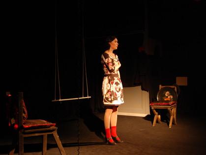Фильм на театральной сцене: театр «Кімната Т» поставил «Амели»