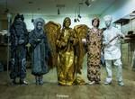 Праздники продолжаются: Второй всеукраинский фестиваль уличного искусства открылся в Харькове