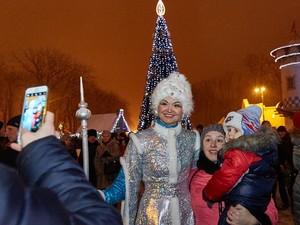 Зимние каникулы в парке Горького: программа