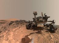 НАСА опубликовало панорамное фото Марса